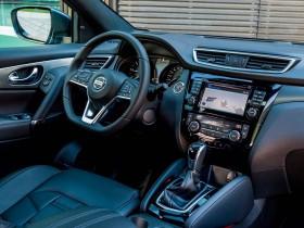 Nissan Qashqai 2019 diseño interior